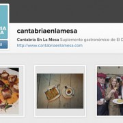 Cantabria en la Mesa estrena perfil en Instagram