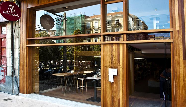 Cafetería Picos de Europa