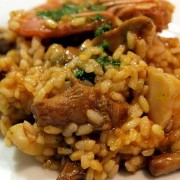 Degustación de arroces en el Restaurante La Dársena