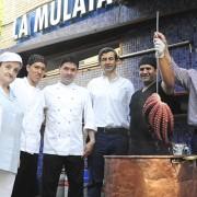 Fiesta del Pulpo en La Mulata