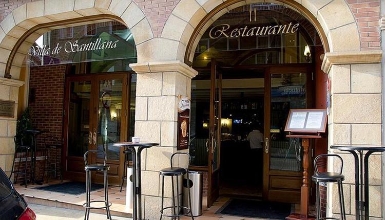 Restaurante Villa de Santillana