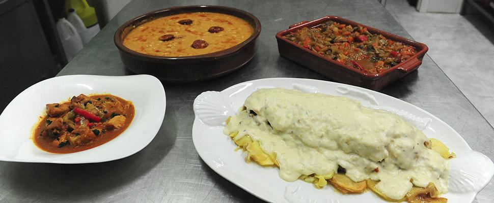 La cocinuca comida casera a domicilio cantabria en la mesa - Cocina casera a domicilio ...