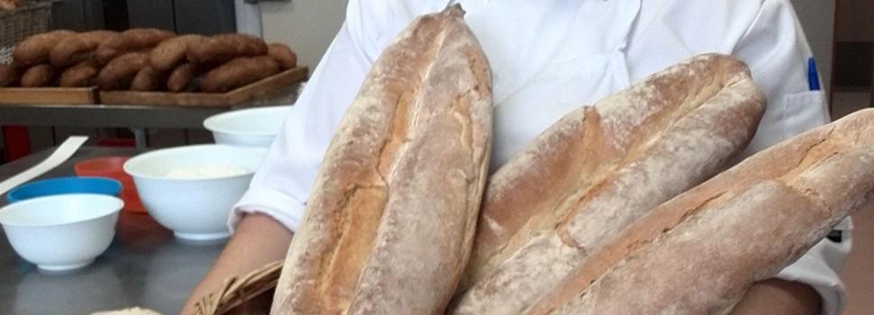 Pan de pastor y masa madre