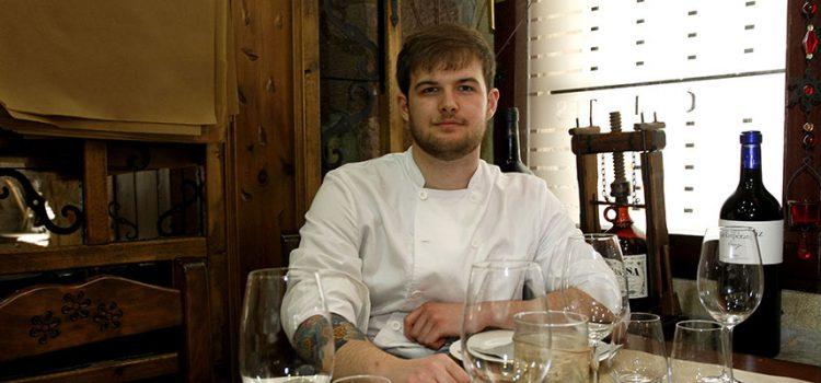 «Me inspiro en platos de los grandes chefs»