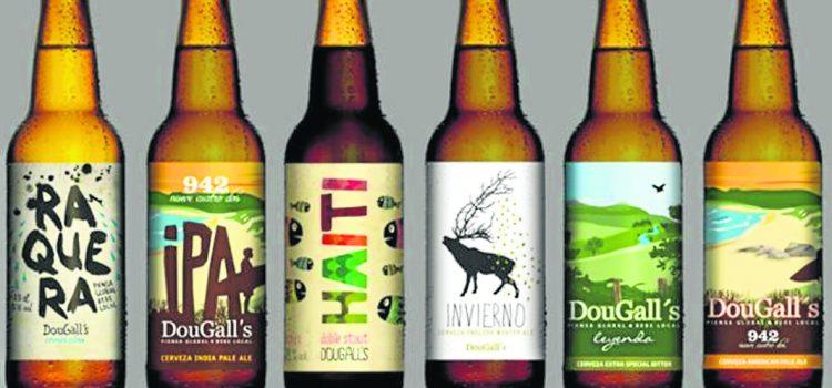 Dougall´s, una cerveza local de reconocimiento internacional