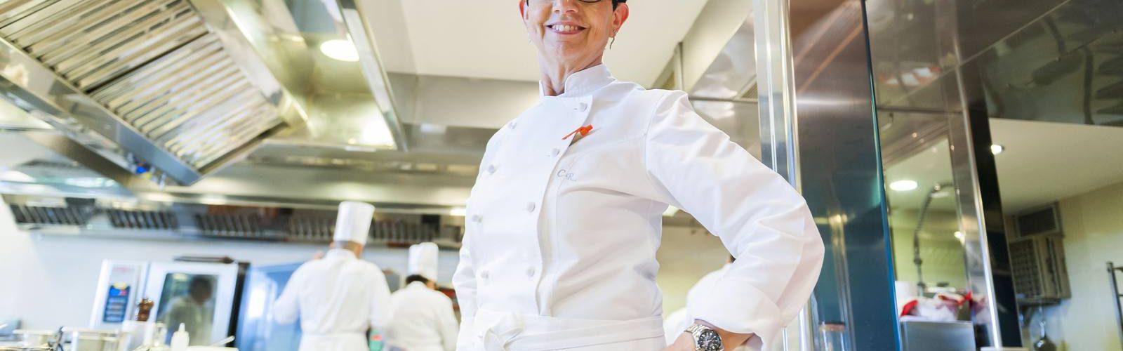 """Carme Ruscalleda: """"La cocina es el arte más completo que existe"""""""