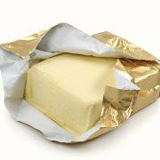 La mantequilla mantiene su corona
