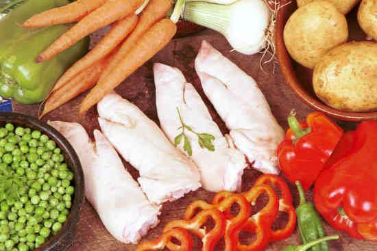 Cultura Gastronómica | Patas de animal