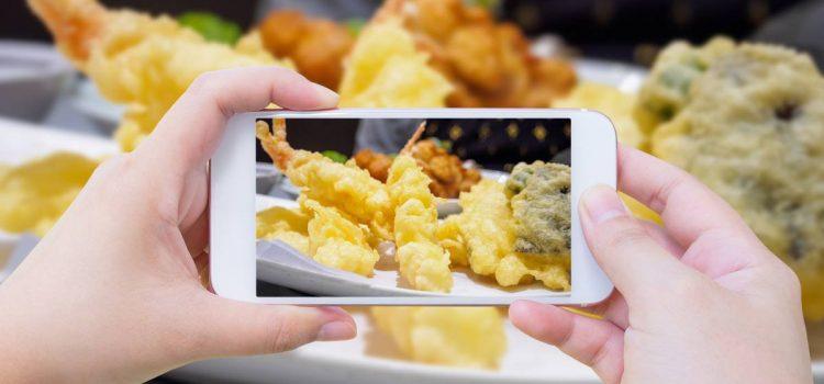 Cultura Gastronómica | Rebozado o tempura