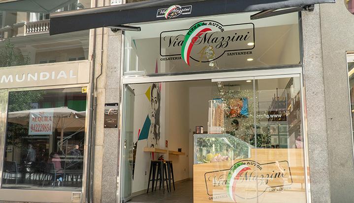 Via Mazzini 43 – Pizza de Autor